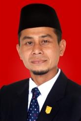 Ibnu Asis S.TP Ketua Badan Pembentukan Perda DPRD Kota Bukittinggi